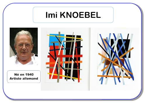 Imi Knoebel - Portrait d'artiste en maternelle