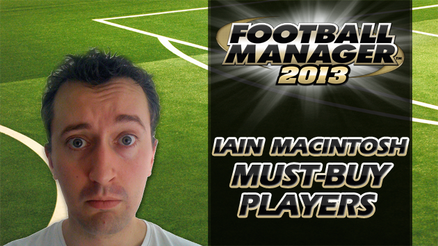 Must-Buy Players On Football Manager 13 – The Striker