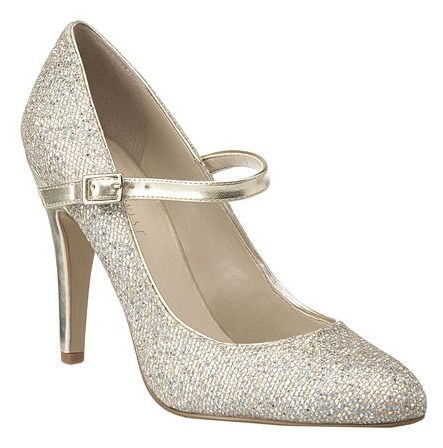 wedding collections sparkly wedding shoe