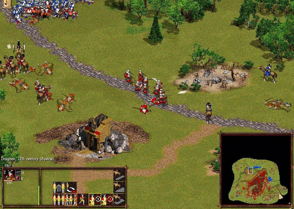 Cossacks Art Of War Game - Free Download Full Version For Pc