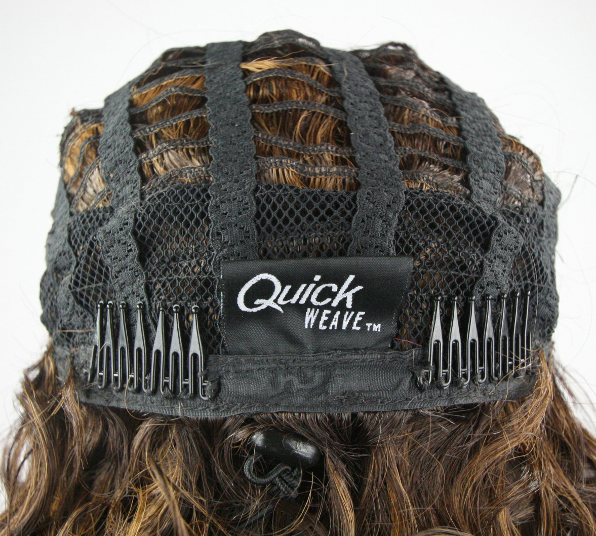 Wig Cap with Combs