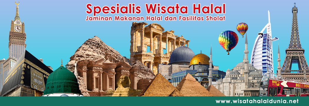 Wisata Muslim Halal Tour |  Dayan 081294322772