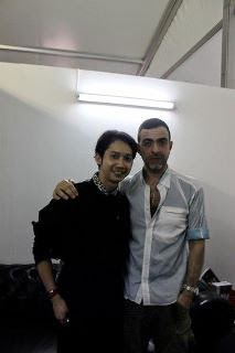 ADI WITH ANTONIO BERARDI