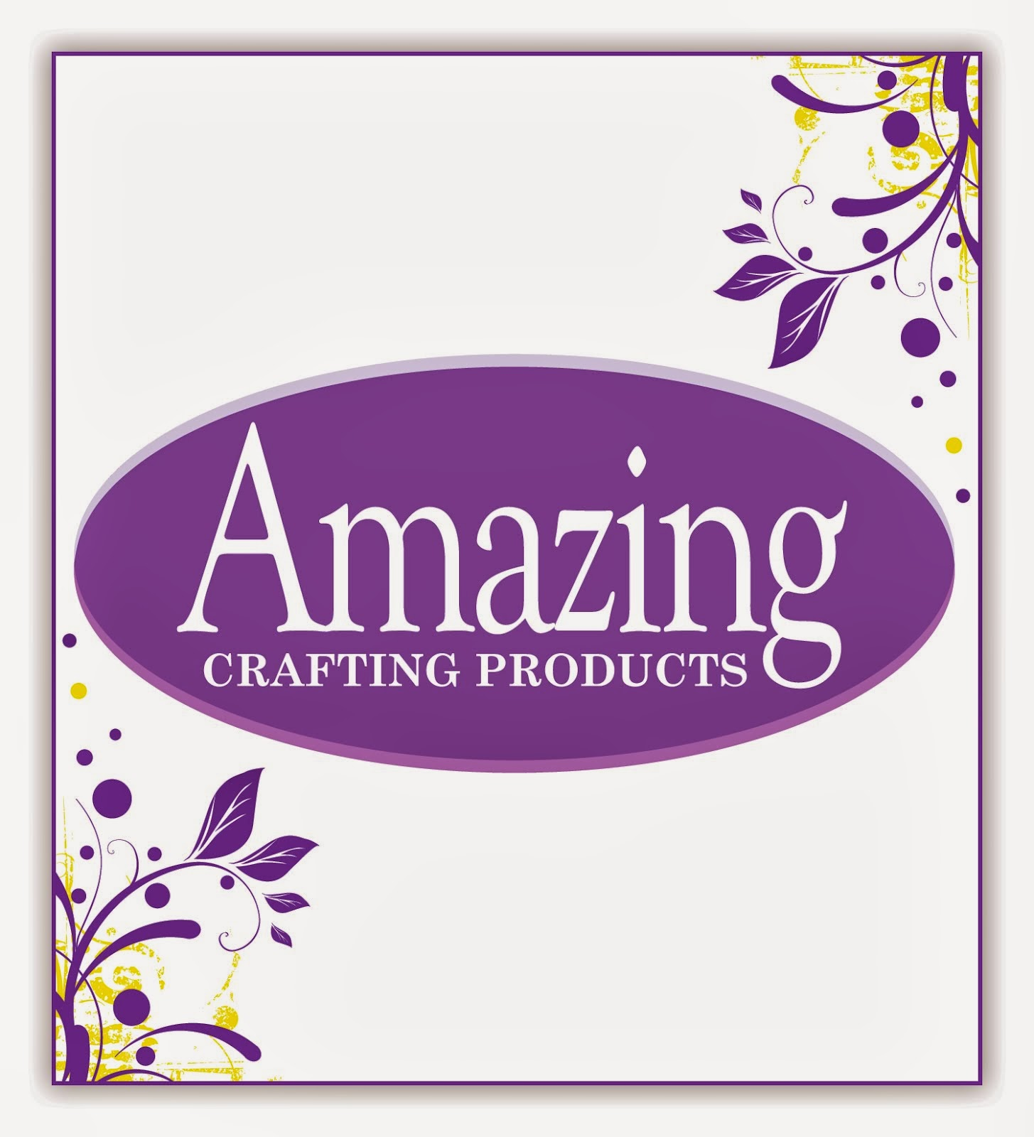 Welcoming Amazing Crafting Products to our world of creating art