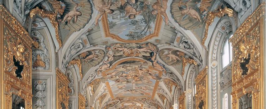 GALLERIA DORIA PAMPHILJ: gli artisti italiani ed i maestri fiamminghi