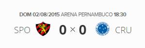 Campeonato-Brasileiro-Brasileirao-2015-16-Rodada-Sport-Cruzeiro