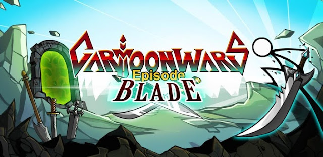 Download Cartoon Wars: Blade v1.0.6 Android Apk [Mod Free Shopping]