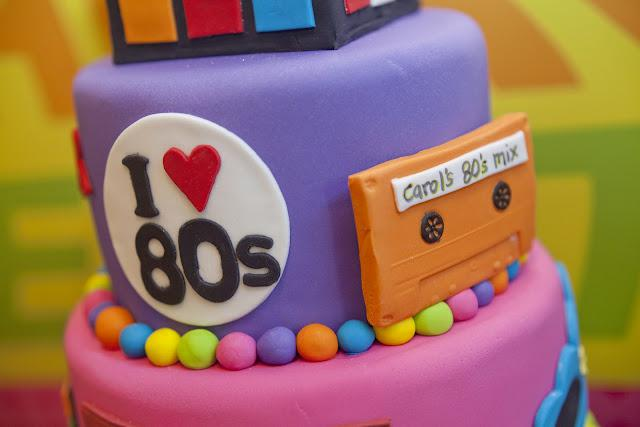 Your Wedding Support GET THE LOOK 80s Themed Wedding