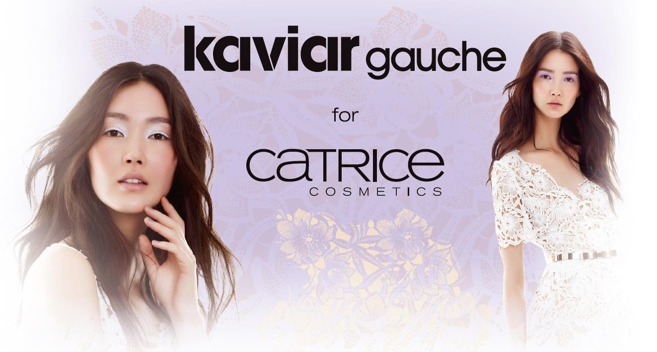 "Limited Edition ""Kaviar Gauche for CATRICE"" - www.annitschkasblog.de"