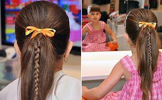 Penteados de Festas Juninas para crianças - Dicas - Fotos e Modelos