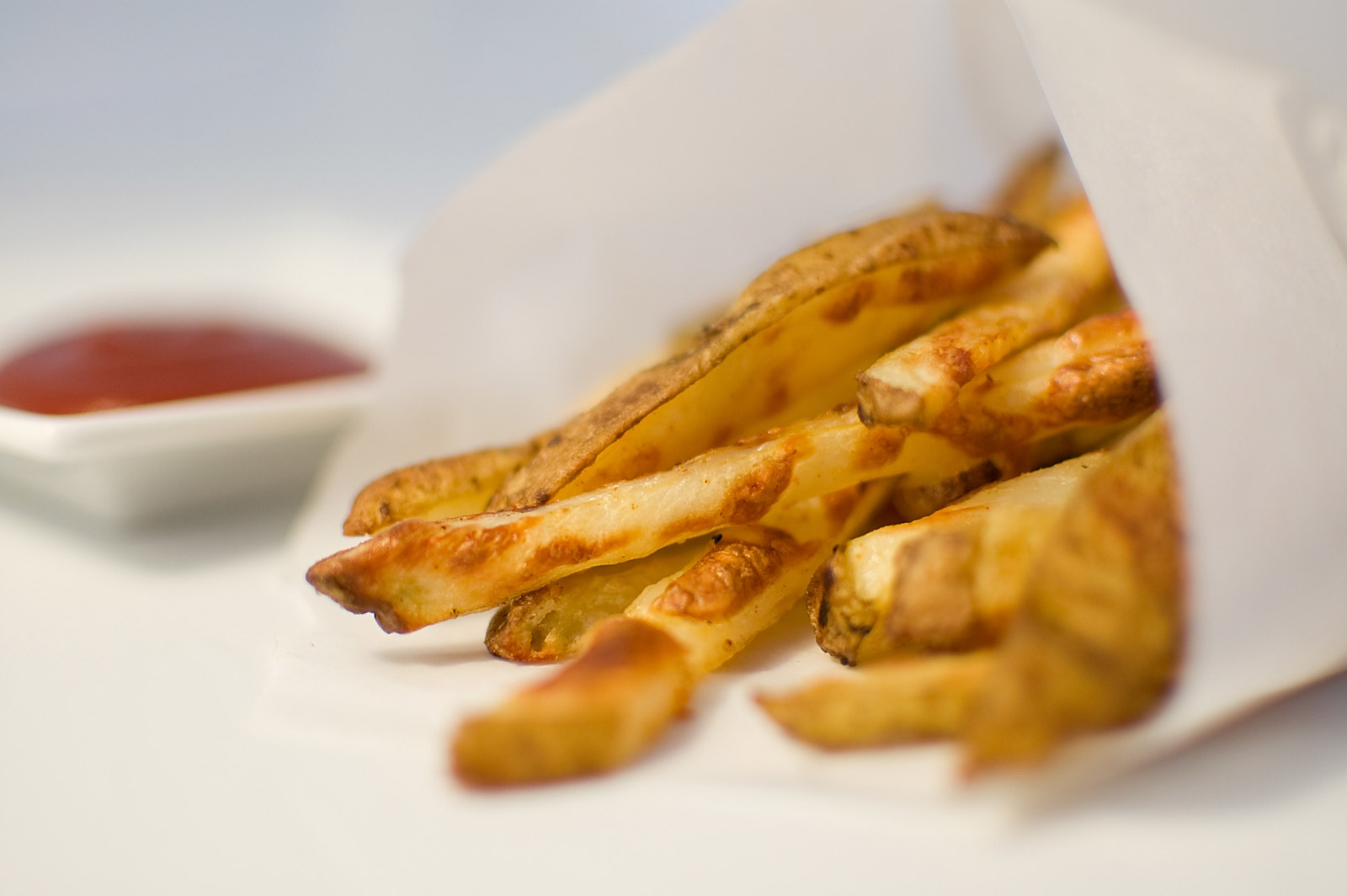 Rock & Roll Cafe: French Fry Heaven
