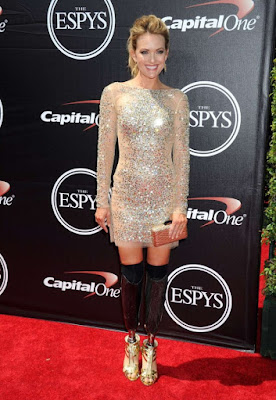 Amy Purdy – 2015 ESPYS in Los Angeles