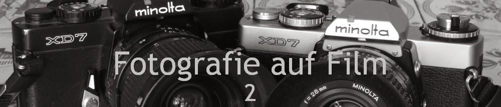 Fotografie auf Film II