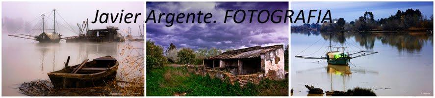 Javier Argente. Fotografia