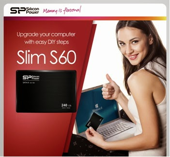 Silicon Power Slim 7mm SSD S60