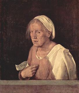 Old Woman (Porträt einer alten Frau)