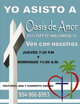 OASIS DE AMOR
