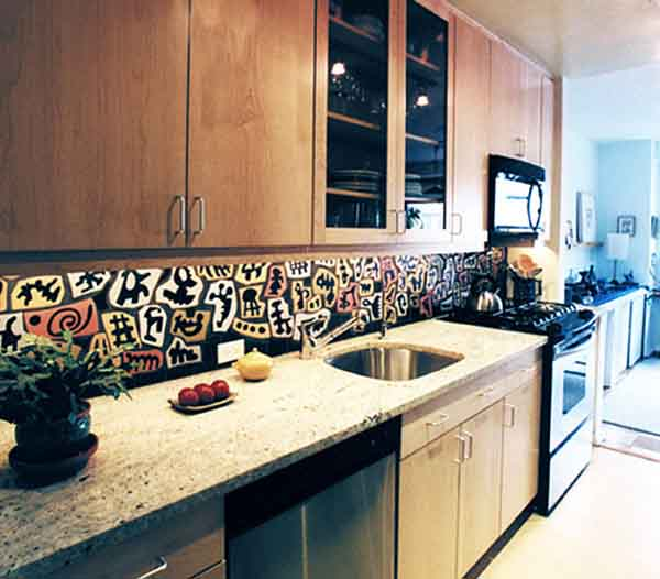 Fun Backsplash Ideas Part - 40: Modern Backsplash Ideas For Kitchen