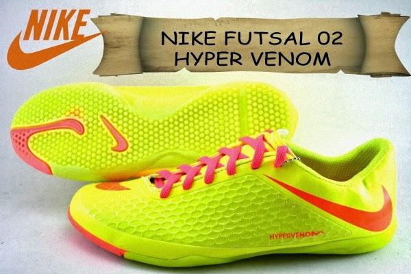 Sepatu Futsal  Sepatu Futsal Nike Hyper Venom 02