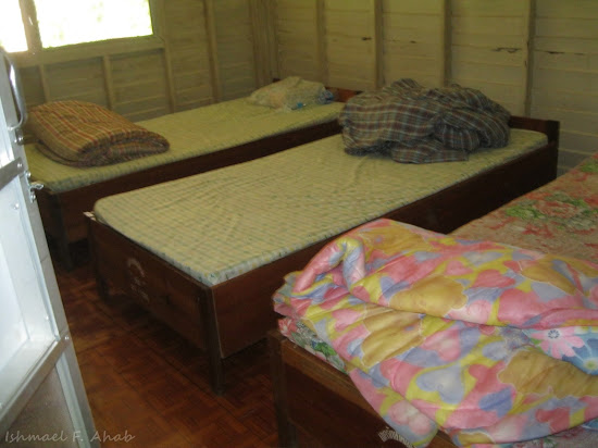 Our room in Phukhieo Wildlife Sanctuary
