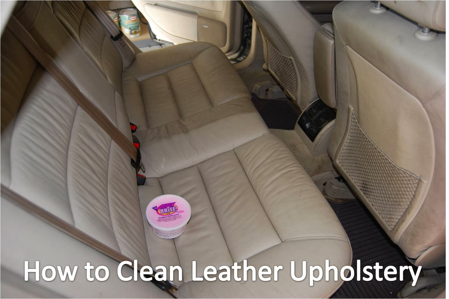 Quick N Brite Cleaning Tips How To Remove Stains From Leather