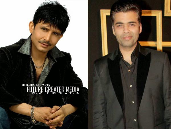 Will Kamaal R Khan have a sex change operation, marry Karan Johar and leave the country