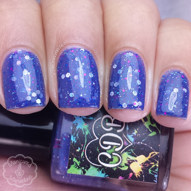 CDB Lacquer August LE Summer Showers