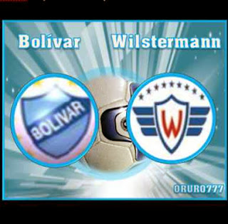 Bolívar vs Wilstermann