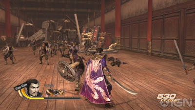 Download Games PC Dynasty Warrior 7 Full Version Free