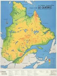 shape of quebec