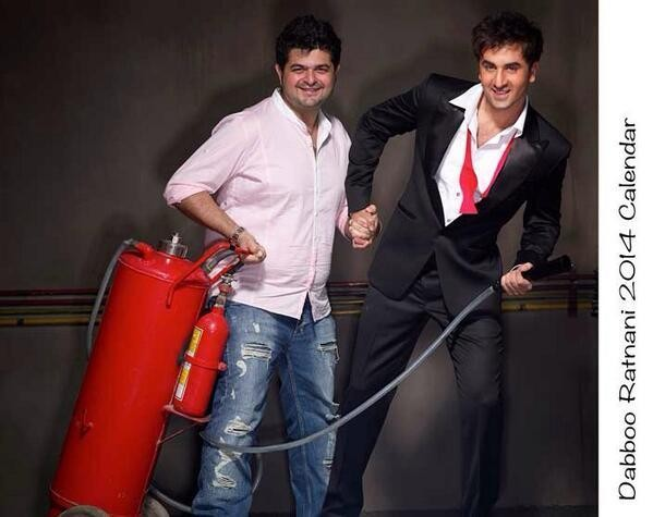 Dabboo Ratnani Calendar 2014 Wallpapers