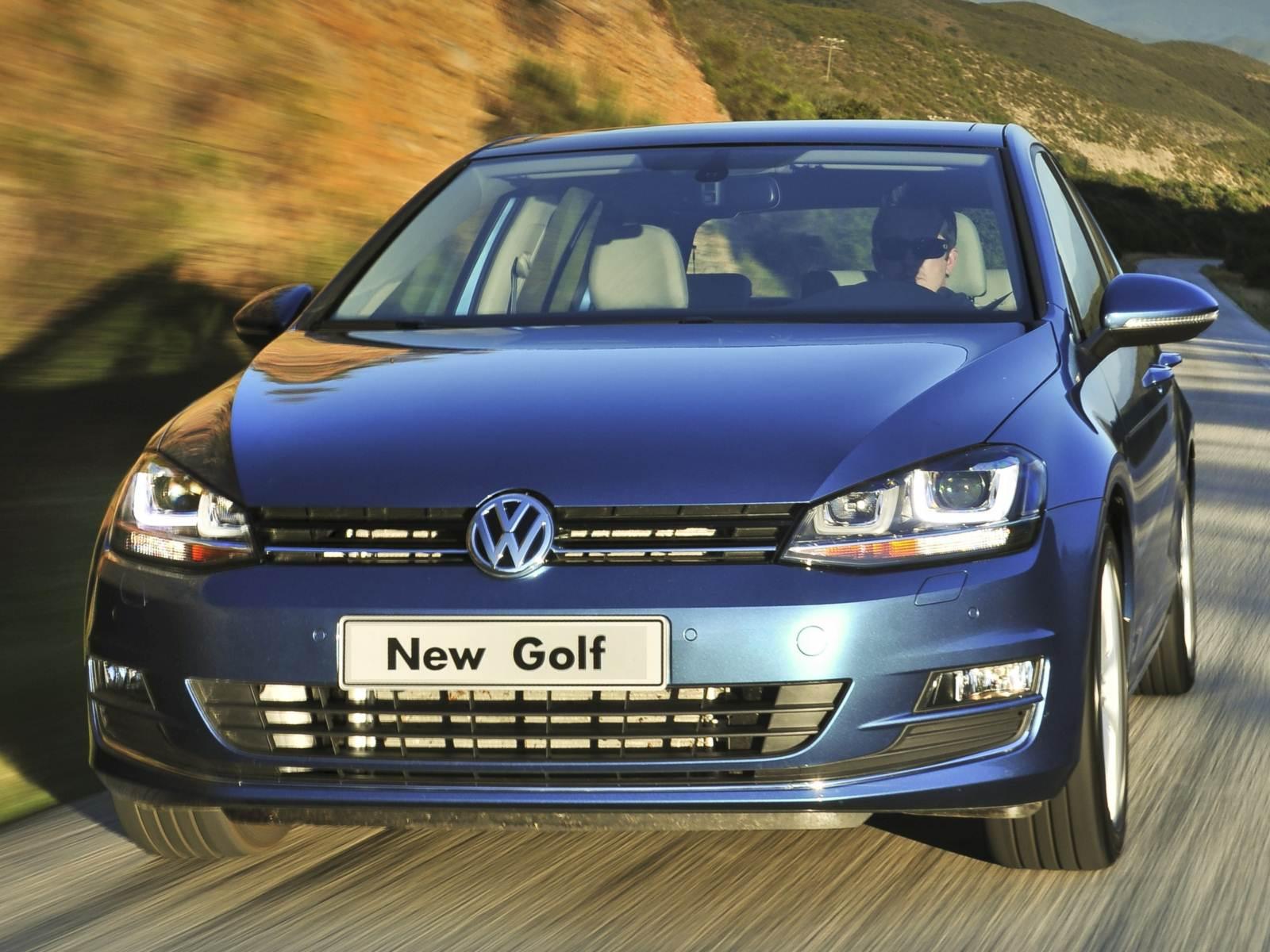 Volkswagen Golf - líder de vendas na Espanha
