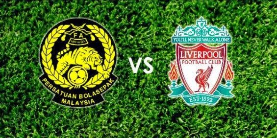 Liverpool Sah Ke Malaysia Lawan Harimau Malaya 24 Julai, info, terkini, berita, sukan, liverpool