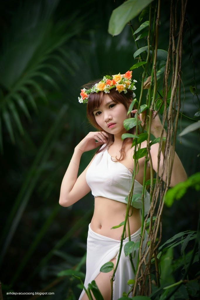 Cô gái của rừng xanh 7