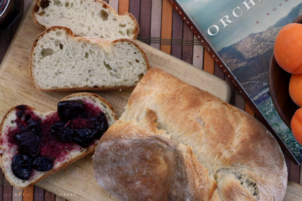 <b>Rustic Potato Loaves</b> <i>...inspired by</i> <b>The Orchardist</b> by Amanda Coplin <i>{book tour}</i>