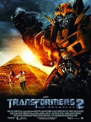 Transformers 2 2009 poster