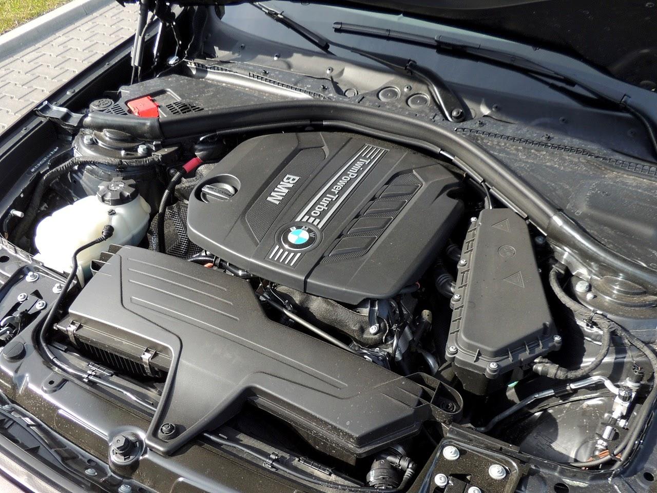 BMW 3 GT - silnik 20d