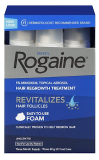 Rogaine for Men Package
