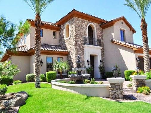 Warna eksterior rumah terbaik