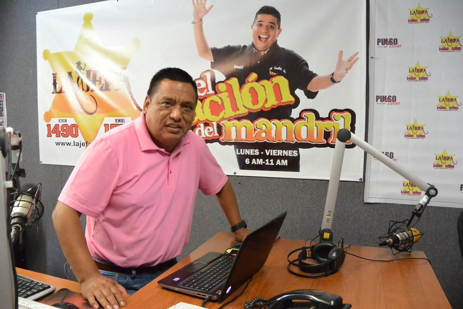 Pulso Latino con Tony Yapias