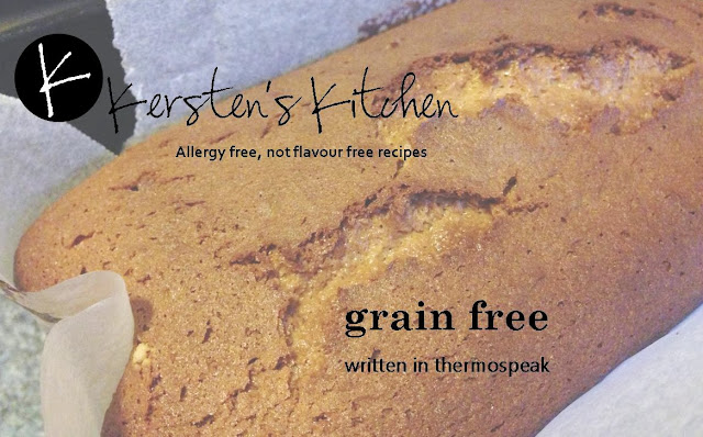 grain free book cover