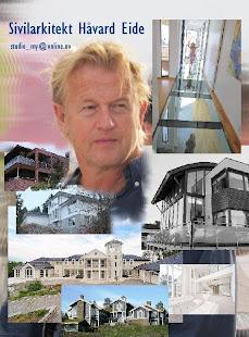 Arkitekten min