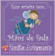 Ganhei da amiga Zuziba Artesanato.