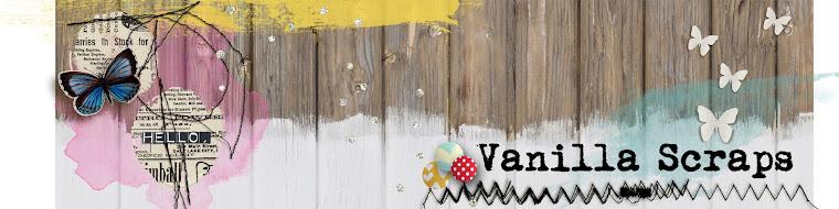 Vanilla scraps