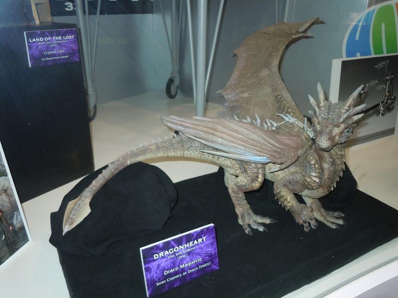 Dragonheart Draco maquette