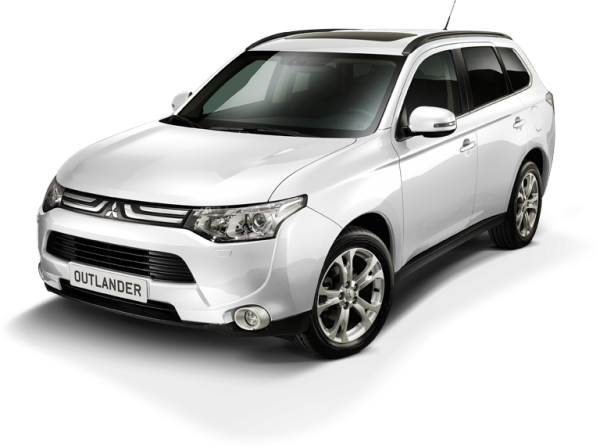 Mitsubishi Outlander 4x4 7 places