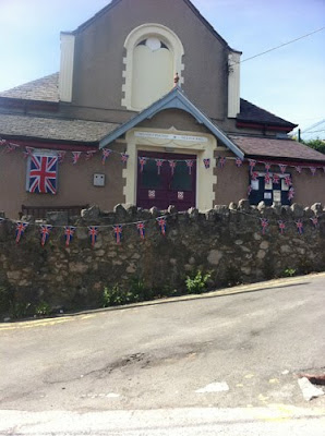 Church And Bunting