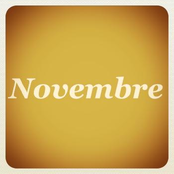 Eventi di Novembre 2017