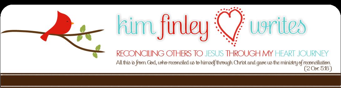 Kim Finley Writes