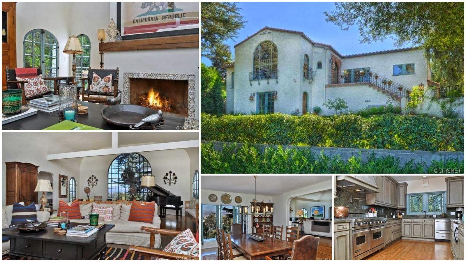 Jared Padalecki S Home In Texas